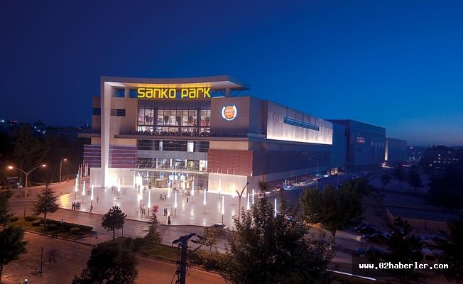 Sanko Park AVM'de Faaliyetlere Koronavirüs Arası Verildi