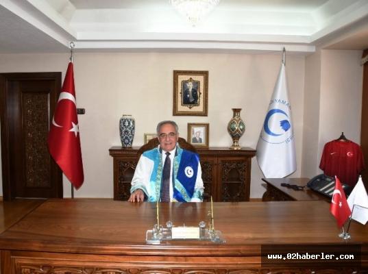 Rektör Turgut'un Şehitler Haftası Mesajı