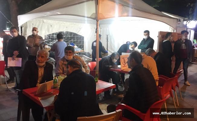 Anadolu İmam Hatip Lisesinden Kan Bağışı