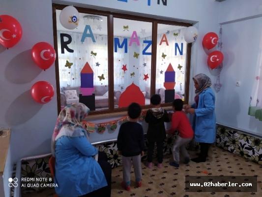 """""""Çocuklarımız Ramazan İklimini Doyasıya Yaşıyor"""""""
