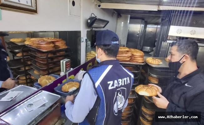 Fırınlara 'Ramazan' Denetimi