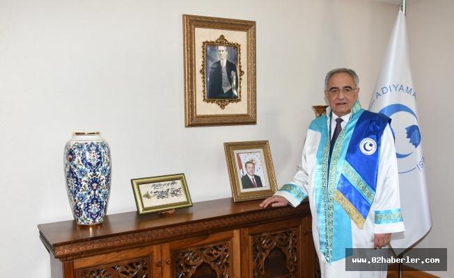 Rektör Turgut'un Ramazan Bayramı Mesajı