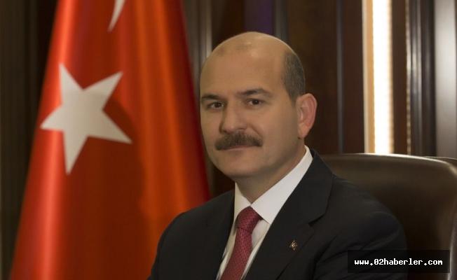 Bakan Soylu'nun Jandarma Teşkilatının 181. Kuruluş Yıl Dönümü Mesajı