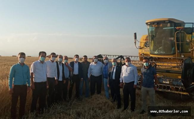 CHP'li Vekillerden Kahta Çıkartması