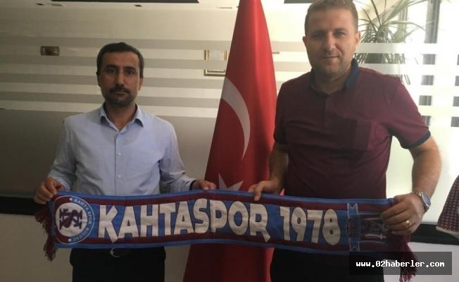 Başkan İşeri Kahtaspor'un Şampiyonluğunu Kutladı
