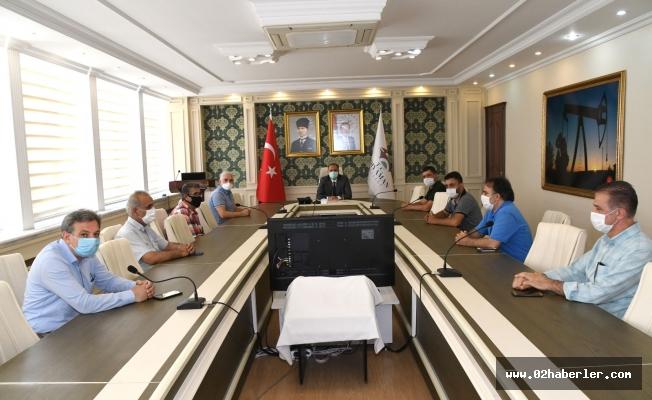 İGD Heyetinden Vali Çuhadar'a Ziyaret