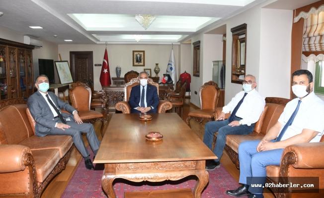 Vali Çuhadar'dan Adıyaman Üniversitesine Ziyaret