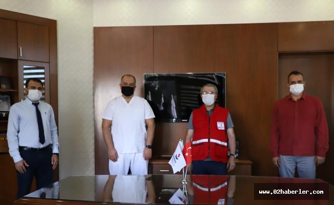 Sanko Üniversitesi Hastanesi'nden Plazma Tedavisine Katkı