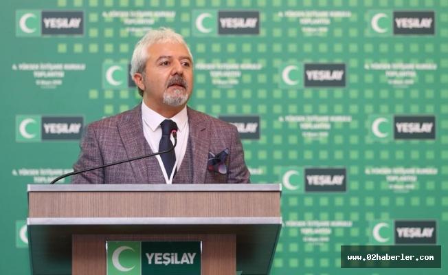 Adıyaman Yeşilay Şubesi Türkiye'ye Örnek Oldu