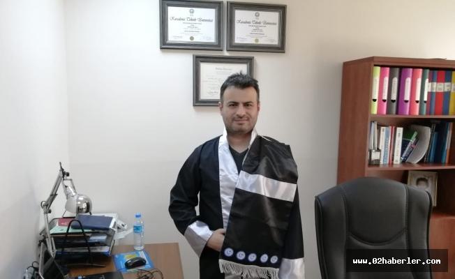 ADYÜ Öğretim Üyesi Köksal, COST'a Kabul Edildi