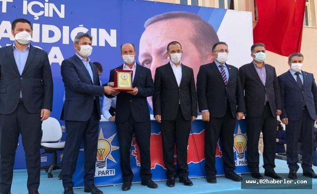 AK Parti'de İlçe Kongreleri Tamamlandı