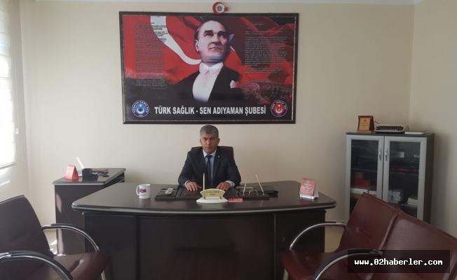 Türk Sağlık-Sen Başkanlar Kurulu Bildirgesi Yayınlandı