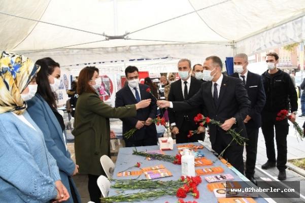Adıyaman'da Kadına Yönelik Şiddetle Mücadele Toplantısı Yapıldı