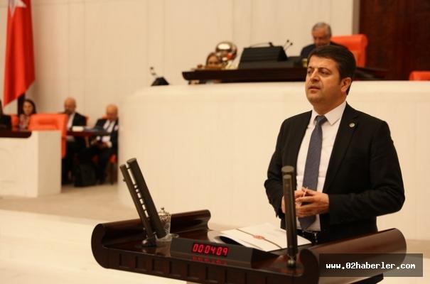 CHP'li Tutdere Adıyaman Ve İlçelerine Spor Tesisi İstedi