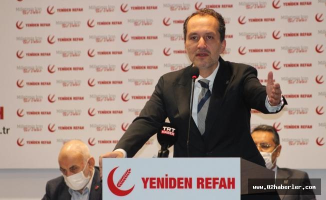Fatih Erbakan'dan dikkat çeken deprem uyarısı