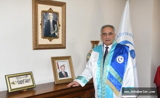 Rektör Turgut'un '10 Kasım Atatürk'ü Anma Günü Mesajı