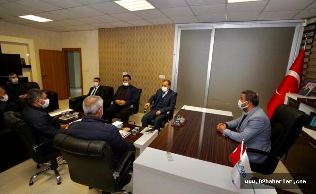 Başkan Kılınç'danMÜSİAD'a Ziyaret
