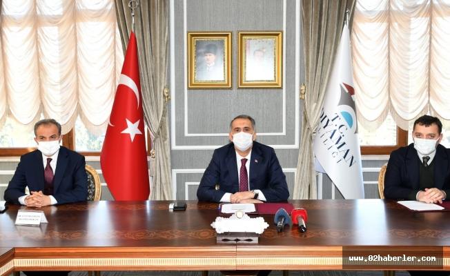 Cengiz Holding'den Adıyaman'a 24 Derslikli Okul