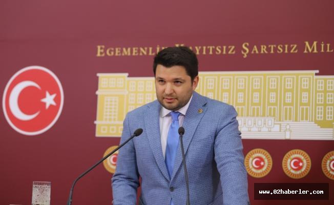 Milletvekili Toprak'tan Üniversitelere Bütçe Açıklaması