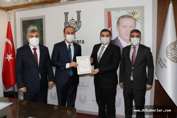 Şanlıurfa'da 6 Bin Kişilik İstihdam İçin İmzalar Atıldı
