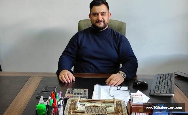 Başkan Haras'tan Yeni Yıl Mesajı