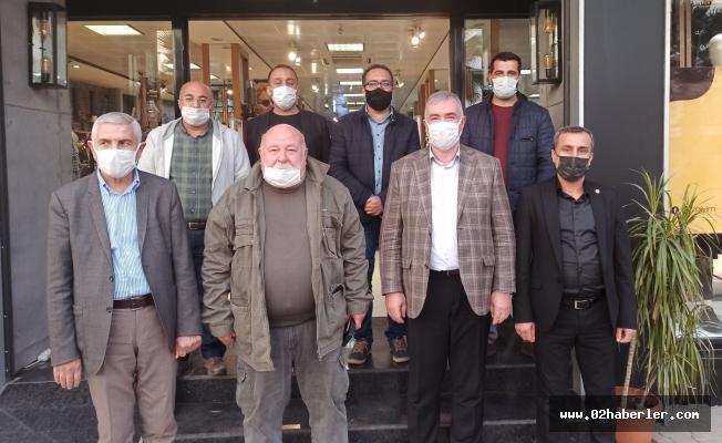Başkan Turanlı Gazetecileri Unutmadı