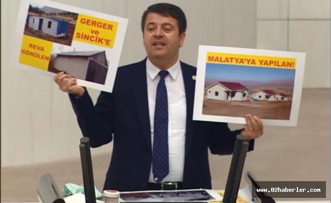 """""""Deprem de bari Adıyaman'a ayrımcılık yapmayın"""""""