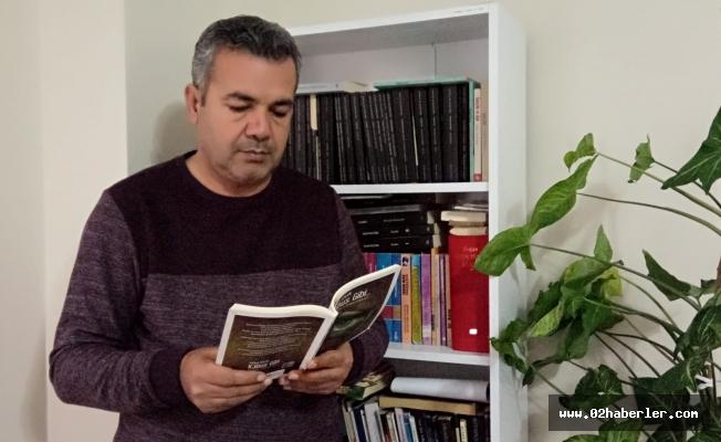 Yazar-Şair Yahya Çiçek'in ilk kitabı çıktı