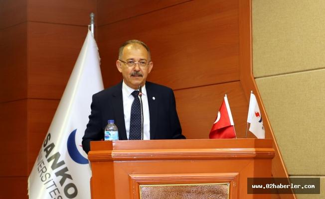 """Antep'e """"Gazi"""" Unvanı Verilişinin 100'üncü Yılı"""
