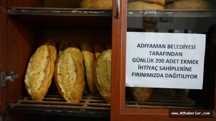 'Askıda Ekmek' Uygulaması Yaygınlaştırılıyor