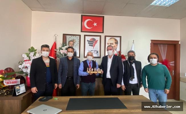 Başkan Turanlı'dan İGD'ye Ziyaret