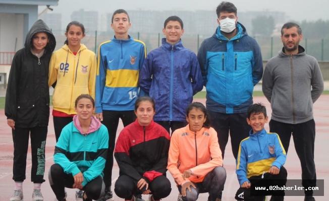Berkcan Spor Kulübü Sporcularına Durmak Yok…