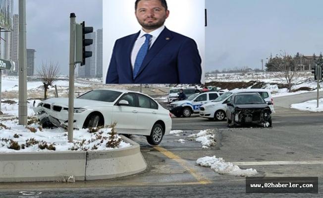 Milletvekili Toprak Kazayı Ucuz Atlattı