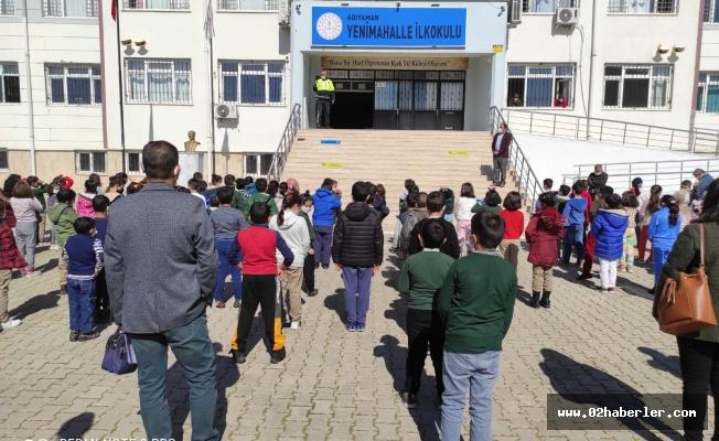 Öğrencilere Trafik Dedektif Eğitimi Verildi