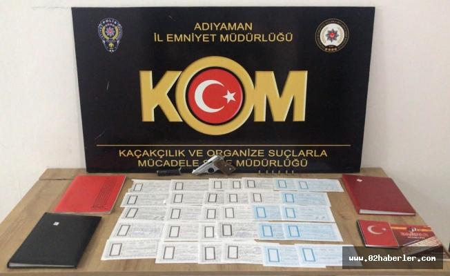 Tefeci Operasyonu: 6 Kişi Gözaltına Alındı