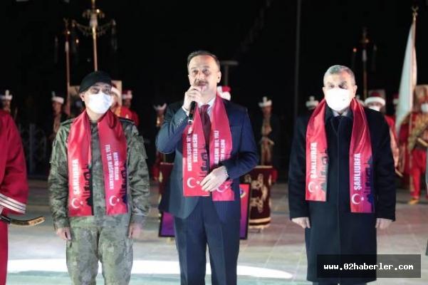 Vali Erin: Türk Milleti İnsanlığın Umududur