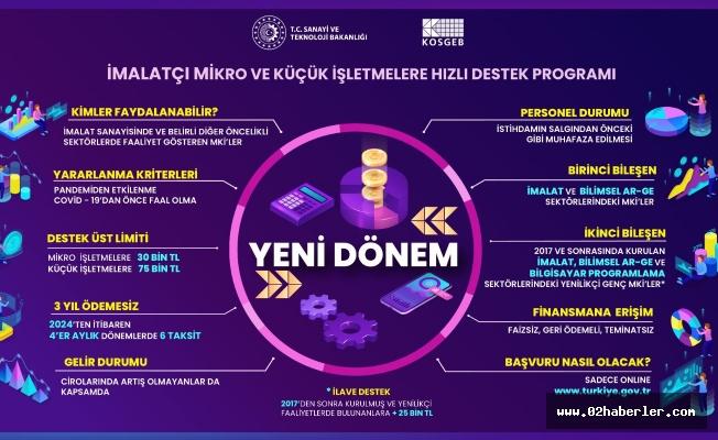 KOSGEB  - Dünya Bankası – Jıca İşbirliğinde: Mikro ve Küçük İşletmelere Hızlı Destek Programı