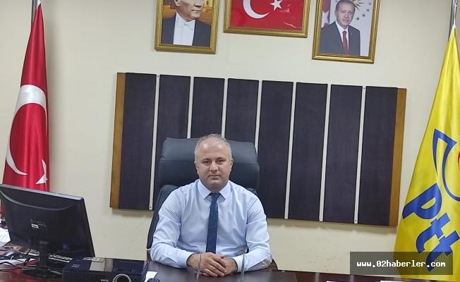 PTT Adıyaman Başmüdürü Sancaktar Görevine Başladı
