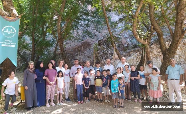 Diyanet Gençlik Merkezi Kursiyerleri Piknik Keyfi Yaşadı