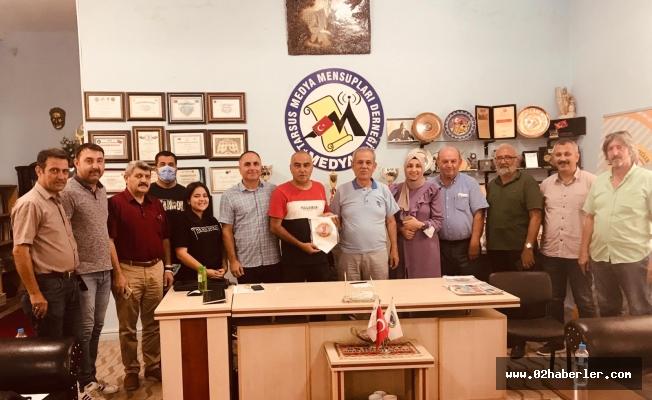 TGF heyetinden Tarsus ziyareti