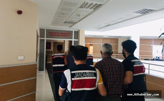 Yaralı teröristi tedavi eden 2 şahıs mahkemece tutuklandı