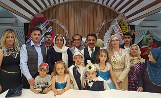 Latif Doğan, Çelik Ailesine Kirve Oldu