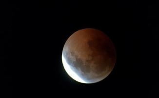 Yüzyılın En Uzun 'Ay Tutulması'