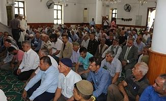 Adıyaman'da 15 Temmuz Şehitleri için mevlit okundu