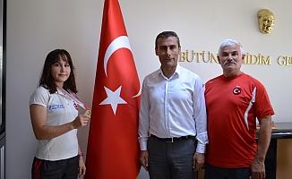 Adıyamanlı Kadın Halterci Türkiye Şampiyonu Oldu