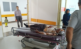 İki aile arasında kavga: 2 ağır yaralı