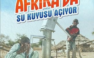 Anadolu Lisesi Afrika'da su kuyusu açıyor