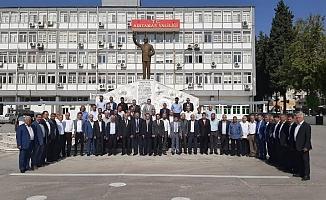 Adıyaman'da 19 Ekim Muhtarlar Günü etkinliği