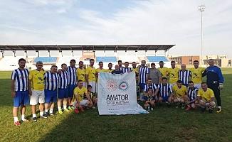 Amatör Spor Haftasında Dostluk Maçı