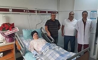 Iraklı Hastaya Park Hospital'de Başarılı Operasyon